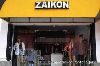 Zaicon reinaugura sua loja em grande estilo em São João Nepomuceno. - reporterkadufontana.jor.br - Reporter Kadu Fontana
