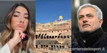 Mourinho alla Roma, la famiglia è già in città? L'indizio social - Corriere dello Sport.it