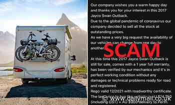 Urgent warning for Aussie adventurers over inventive new scam which sees families lose thousands