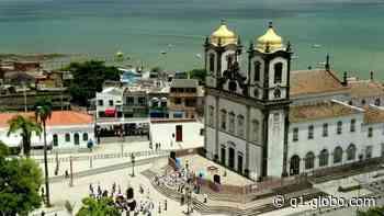 Sinos da Basílica do Senhor do Bonfim, em Salvador, voltam a tocar nesta semana; veja detalhes - G1