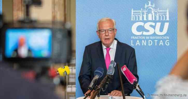 CSU einigt sich auf Entwurf für neues Abgeordnetengesetz
