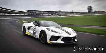 La Corvette Stingray cabriolet comme Pace Car de l'Indy 500 - France Racing