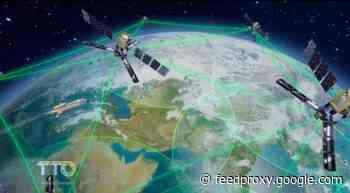 Northrop Breaks Into DARPA's Blackjack