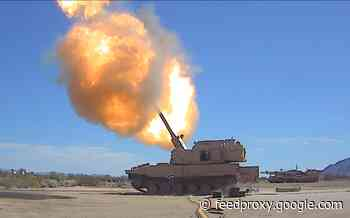 Army Plans To Grow Artillery EXCLUSIVE
