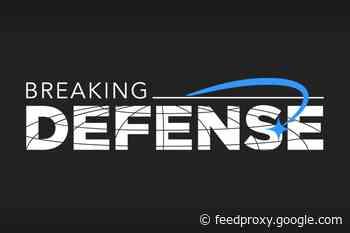 Aaron Mehta Named Editor-in-Chief at Breaking Defense