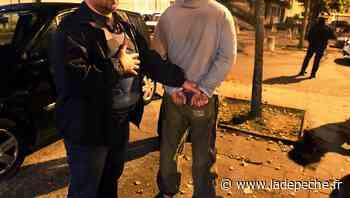 """Toulouse : poursuivi, il avait menacé de """"buter"""" deux policiers - LaDepeche.fr"""