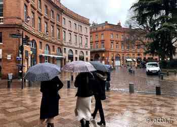 Météo. Fraîcheur, grisaille et pluie au programme, à Toulouse et en Occitanie, mardi - actu.fr