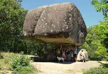 À 1h30 de Toulouse, partez à la découverte de ce monstre rocheux et mystérieux de 800 tonnes - actu.fr