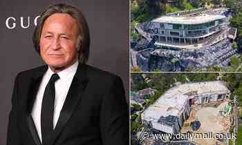 Mohamed Hadid sells his Bel Air mansion that is being demolished