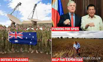 How the Budget helps Australia fight back against China