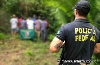 PF resgata 12 trabalhadores sendo explorados às margens do rio Guariba, no Amazonas - Portal Manaus Alerta