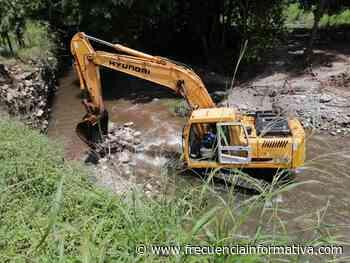 MOP canaliza el río Mula en Bugaba - Chiriquí - frecuenciainformativa.com