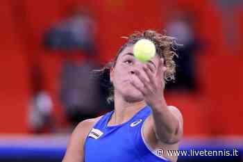 WTA 125 Saint Malo: LIVE le Finali. LIVE Paolini vs Golubic (LIVE) - LiveTennis.it