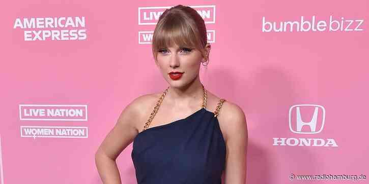 Taylor Swift erhält einen besonderen Brit Award - Radio Hamburg