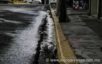 Piden atención de CMAS por fuga sobre Santos Degollado - Diario de Xalapa