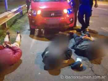 Tres detenidos por una serie de robos en Del Viso - Diario Resumen - El Diario de Pilar