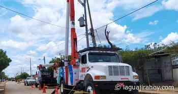 Air-e desarrollará mejoras eléctricas tres territorios guajiros: Fonseca, Hatonuevo y Dibulla - La Guajira Hoy.com