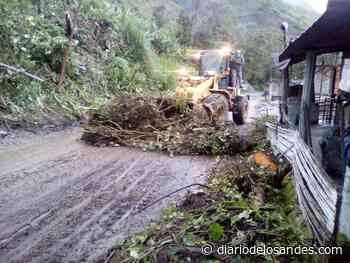 Alcaldía de Boconó atenta y activa en labores de campo tras fuertes precipitaciones - Diario de Los Andes