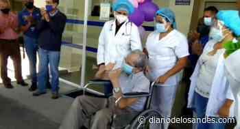 Coordinador de Doctor Yaso en Boconó gana la batalla contra el Covid-19 - Diario de Los Andes