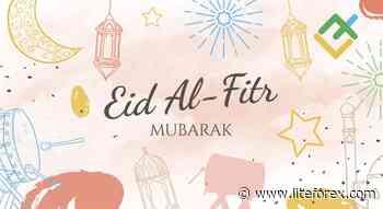 Happy Eid al-Fitr to all Muslims!