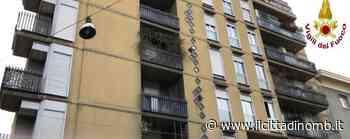 Esplode una bombola di gas in un appartamento di Lissone - Il Cittadino di Monza e Brianza