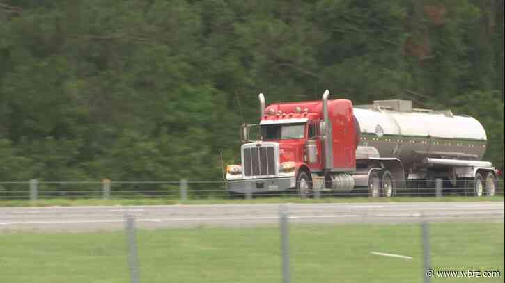 Effects of Colonial Pipeline shutdown highlight truck driver shortage