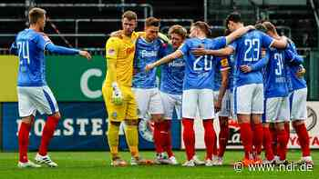 Holstein Kiel: Boygroup vor der Bundesliga-Premiere - NDR.de