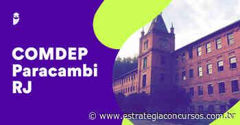 Concurso COMDEP Paracambi: gabarito DIVULGADO. Veja! - Estratégia Concursos