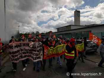 A Sucy-en-Brie, les mécaniciens se mobilisent «contre le démantèlement de la RATP» - Le Parisien