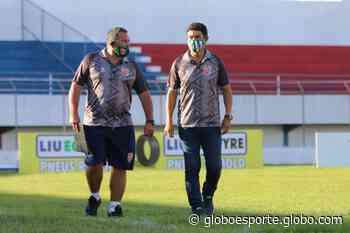 Na final com o Lagarto, Betinho vai em busca do quarto título sergipano da carreira - globoesporte.com