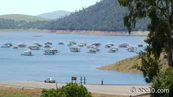 Annual trout derby at Lake McSwain kicks off this weekend - KFSN-TV