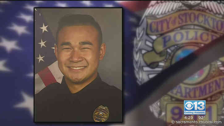 What We Know About Stockton Police Officer Jimmy Inn