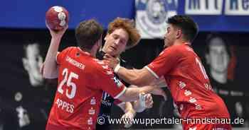 Handball-Bundesliga: BHC will in Ludwigshafen mit der Historie brechen - Wuppertaler-Rundschau.de