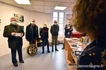 Solidarité - A Tulle, le Rotary Club joue la solidarité pendant la pandémie - La Montagne