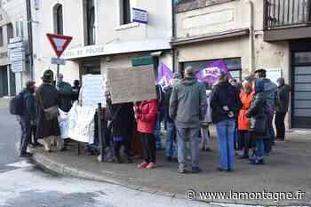 """Social - RESF en colère à Tulle (Corrèze) contre les expulsions : """"Des drames se jouent à nos portes !"""" - La Montagne"""
