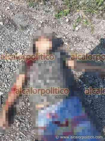 Acribillan a hombre entre Paso del Macho y Cuitláhuac - alcalorpolitico
