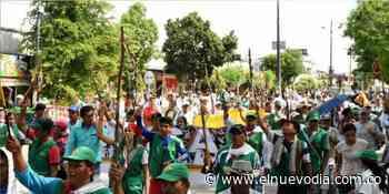 Pueblos pijao y Nasa se unen al paro nacional en el Tolima - El Nuevo Dia (Colombia)