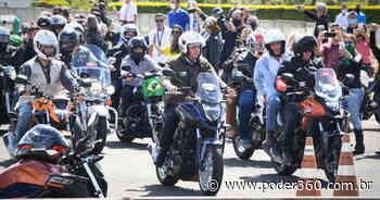 Bolsonaro diz que próximo passeio de motociclistas será no Rio de Janeiro - Poder360