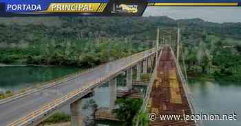 Arcaico puente Remolino - La Opinión