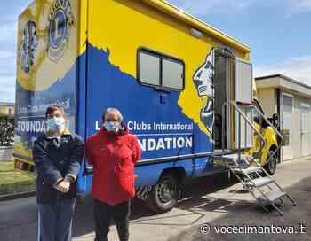 La campagna vaccinale raggiunge il centro Bucaneve di Castel Goffredo   Voce Di Mantova - La Voce di Mantova