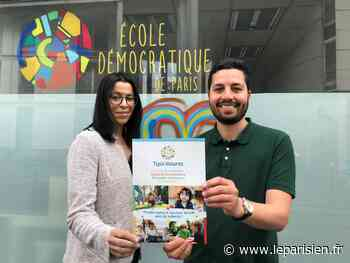 Pantin : grâce à «l'éducation bienveillante», ce duo veut révolutionner la garde d'enfants - Le Parisien