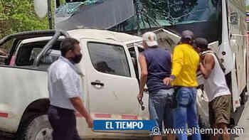 Tragedia vial en Atlántico: choque múltiple deja tres personas muertas - El Tiempo