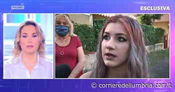 """""""Non sono io Denise Pipitone"""", la ragazza di Scalea gela tutti in diretta tv da Barbara d'Urso - Corriere dell'Umbria"""