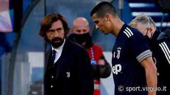 Juventus, Andrea Pirlo gela i tifosi su Cristiano Ronaldo - Virgilio Sport