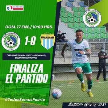 Triunfo de Deportes Puerto Montt frente a Magallanes lo llevó a clasificación a la liguilla - RadioSago 94.5 Osorno y 96.5 Puerto Montt - Radio Sago