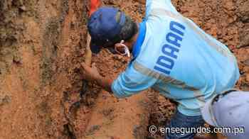 A recoger agua, mañana se interrumpirá el servicio en sectores de Arraiján - En Segundos