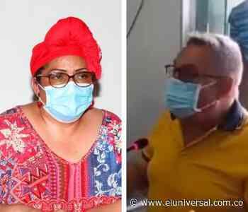 Senadora responde a concejal que arremetió contra alcalde de Turbaco - El Universal - Colombia