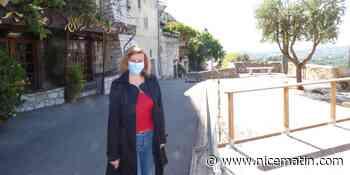"""Des terrasses """"Covid"""" sur des aires de stationnement font polémique à Saint-Paul-de-Vence"""