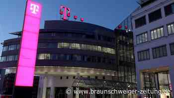 Telekommunikation: Deutsche Telekom legt zu - US-Tochter Wachstumstreiber