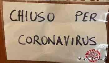 MARCIANISE. Titolare positivo al CORONAVIRUS, bar chiude per sanificazione - CasertaCE